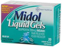 Otc for menstrual cramps